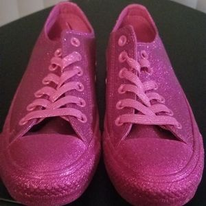 """Sneakers Converse CTAS OX """"Fuchsia Red"""""""